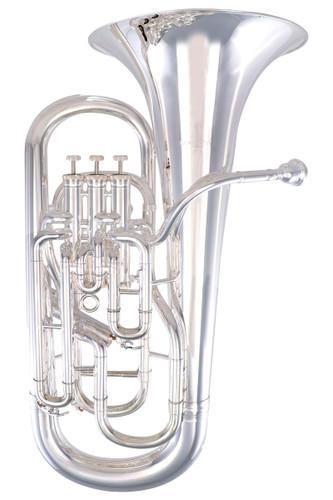 Lake City 415 Silver Plated Euphonium