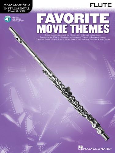 Favorite Movie Themes Instrumental Play-Along