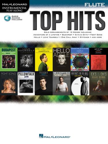Top Hits Instrumental Play-Along