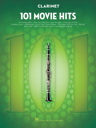 101 Movie Hits - Instrumental