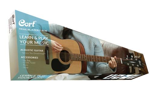 Cort Trailblazer Acoustic Guitar Pack