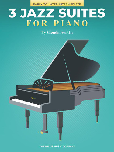 Three Jazz Suites for Piano