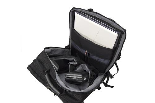 Crescendo Flutes and Laptop Bag