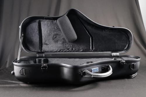 Lake City Alto Saxophone Case in Black