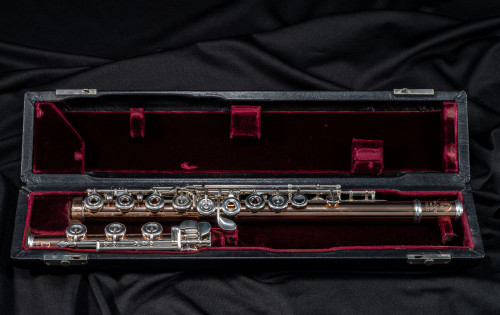 Consignment Burkart Professional 14k Gold Flute Body Only