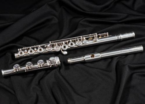 """Consignment Brannen-Cooper .014"""" Silver Flute"""