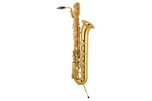 Front  Image of Yamaha Baritone Sax Custom