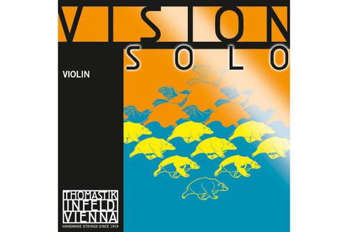 Thomastik Vision Solo Violin Strings - Full Set