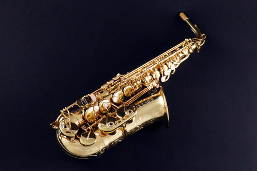Selmer Paris Series III Model 62J Alto Saxophone