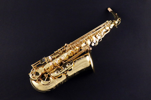 Selmer Paris Series II Model 52 Alto Saxophone