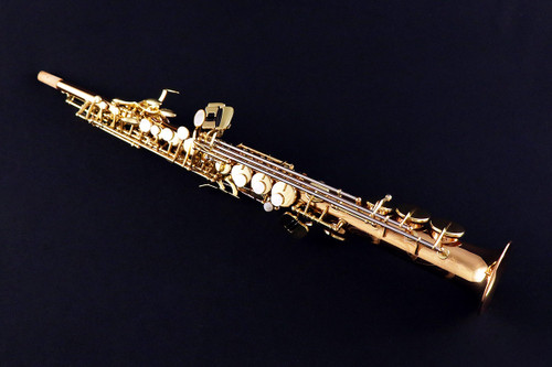 Selmer SSS411 Intermediate Soprano Saxophone