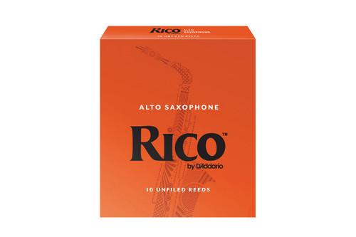 Rico by D'Addario Alto Saxophone Reeds