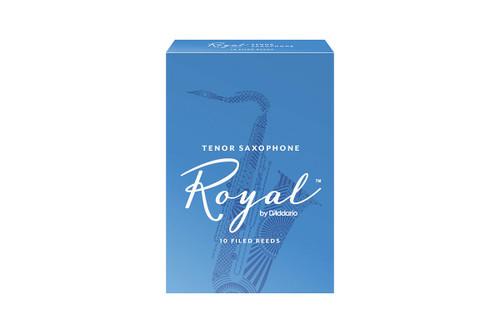 Royal by D'Addario Tenor Saxophone Reeds Box of 10