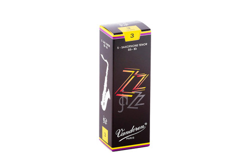 Vandoren ZZ Tenor Saxophone Reeds Box of 5
