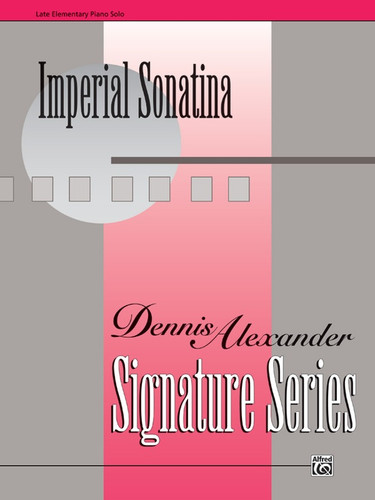 Imperial Sonata - Dennis Alexander