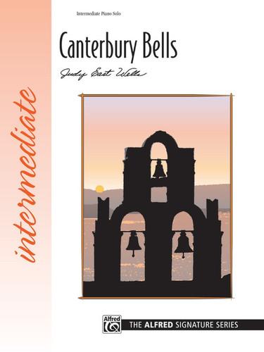 Canterbury Bells by Judy East Wells