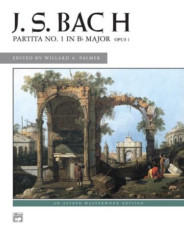JS Bach: Partita No. 1 in B-flat Major, Opus 1