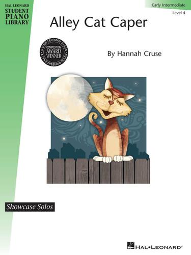 Alley Cat Caper - Hannah Cruse