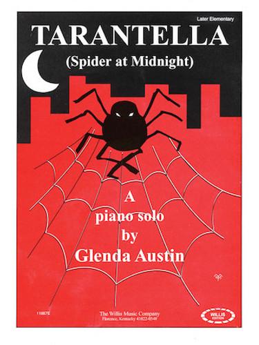 Tarantella (Spider at Midnight) - Glenda Austin