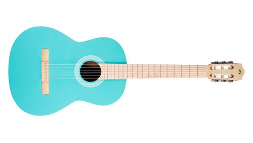 Cordoba C1M Protege Matiz Aqua Nylon String Acoustic Guitar