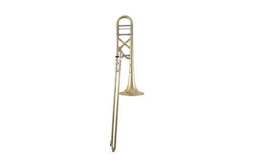 Bach Artisan Trombone Full Vertical View