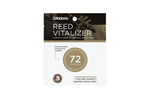 D'Addario Reed Vitalizer Single Refill 72%