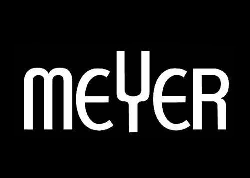 Meyer Hard Rubber Medium Chamber Tenor Saxophone Mouthpiece