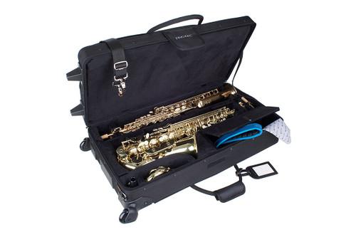 Protec PRO PAC Combo Alto & Soprano Saxophone Case