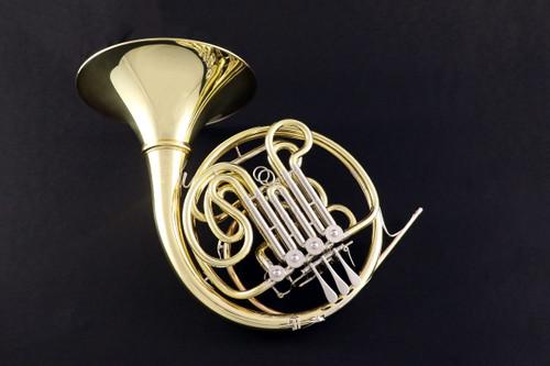 Hans Hoyer G10 Double Horn