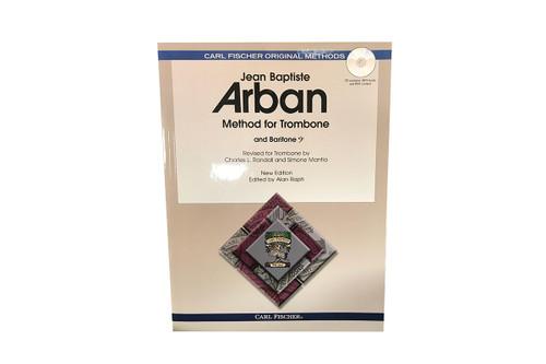Jean Baptiste Arban Method for Trombone & Baritone - Charles L. Randall & Simone Mantia