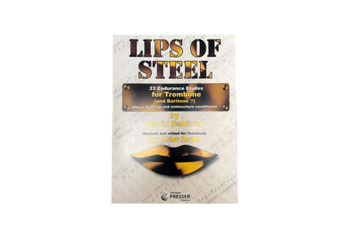 Lips of Steel - David Baldwin & Alan Raph