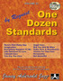 One Dozen Standards by Request - Jazz Play-A-Long Volume 23