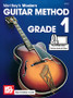 Mel Bay's Modern Guitar Method Grade 1 - Online Audio & Video