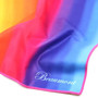 Beaumont Large Microfibre Polishing Cloth - Hazy Rainbow