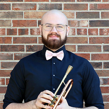 Trumpet Shop Manager & Specialist, Anthony Brown
