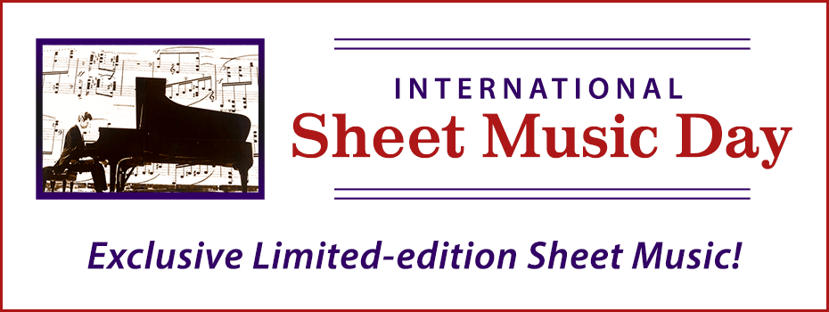 International Sheet Music Day