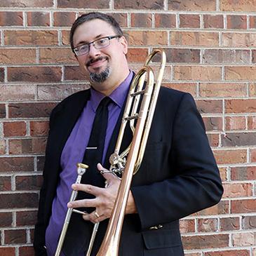 Trombone Shop specialist, Keith Hilson