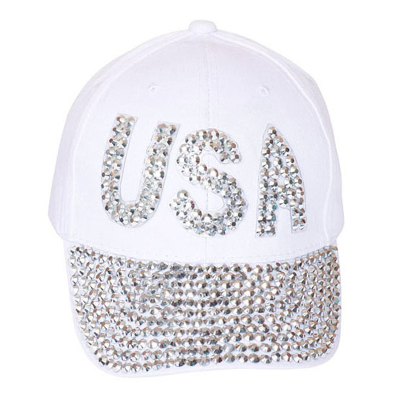 4e5524748 Something Special - USA Bedazzle Jewel Cap