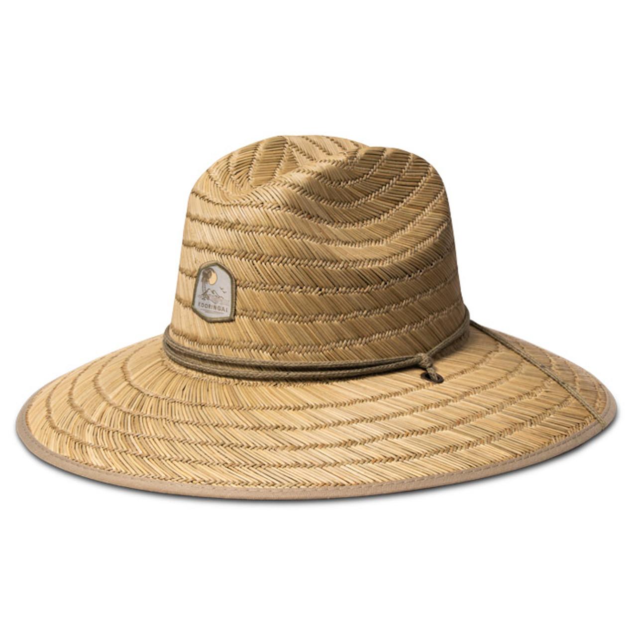 0d3a643e8 Kooringal - Hastings Surf Straw Lifeguard Hat