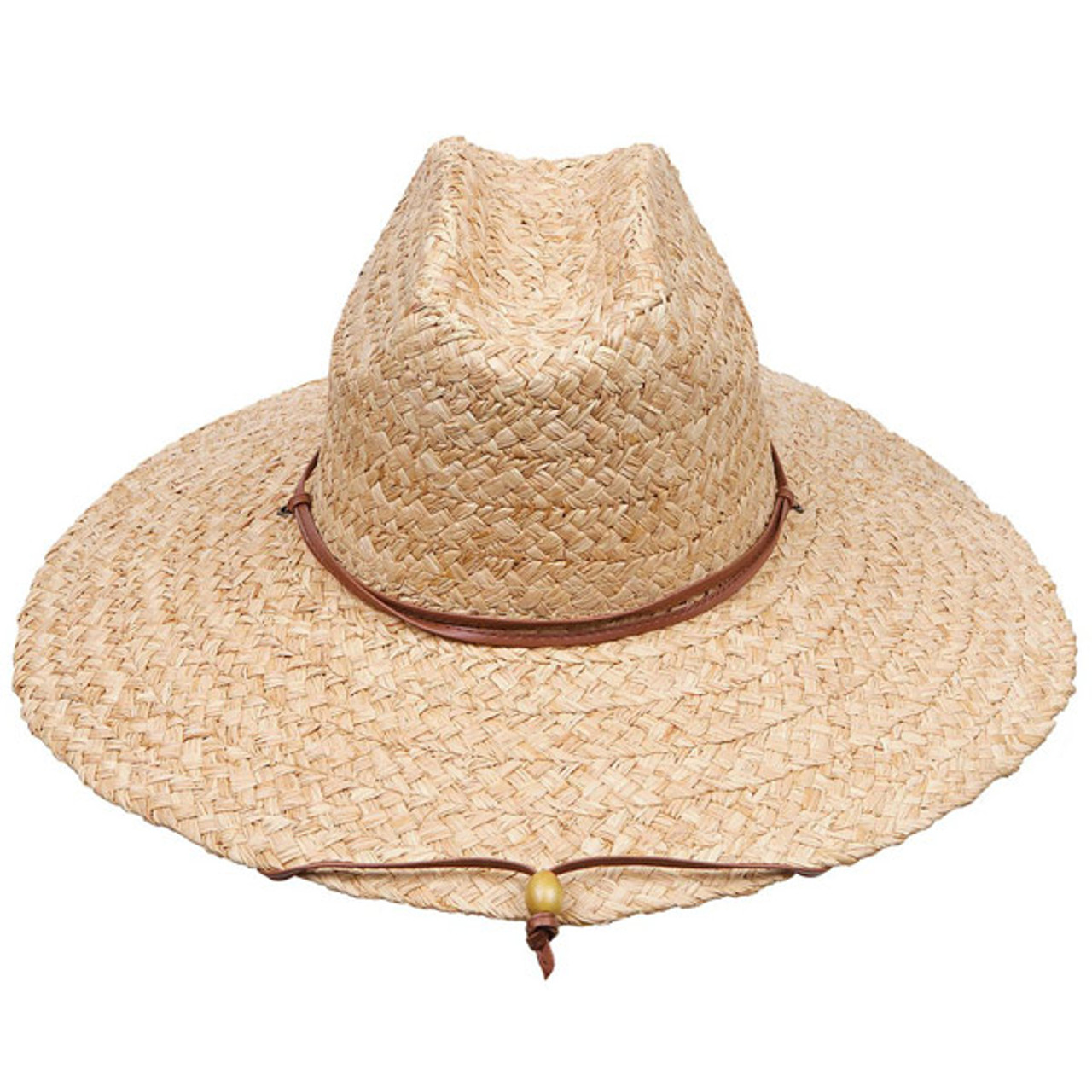6891081a8 Kenny K - Straw Lifeguard Hat