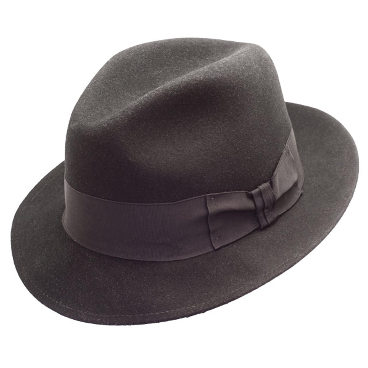 bee02e6febd235 Stetson | Wool Felt Frederick Fedora| Hats Unlimited