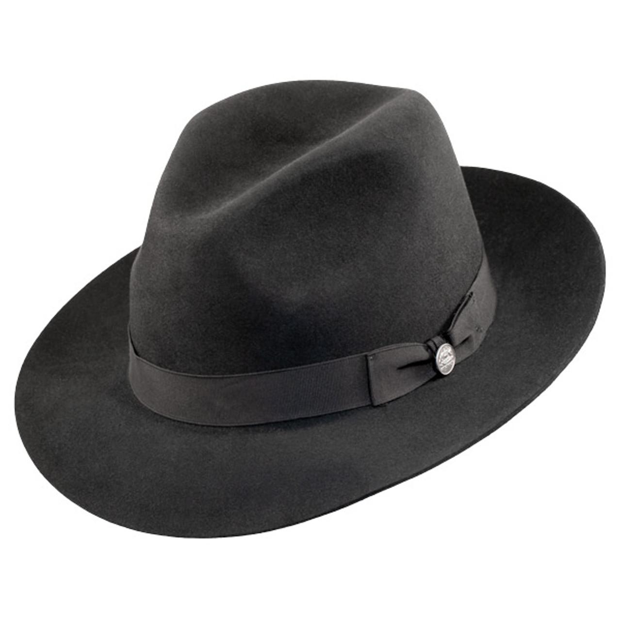 d5938cd13029 Stetson | Sutley Fur Felt Fedora | Hats Unlimited