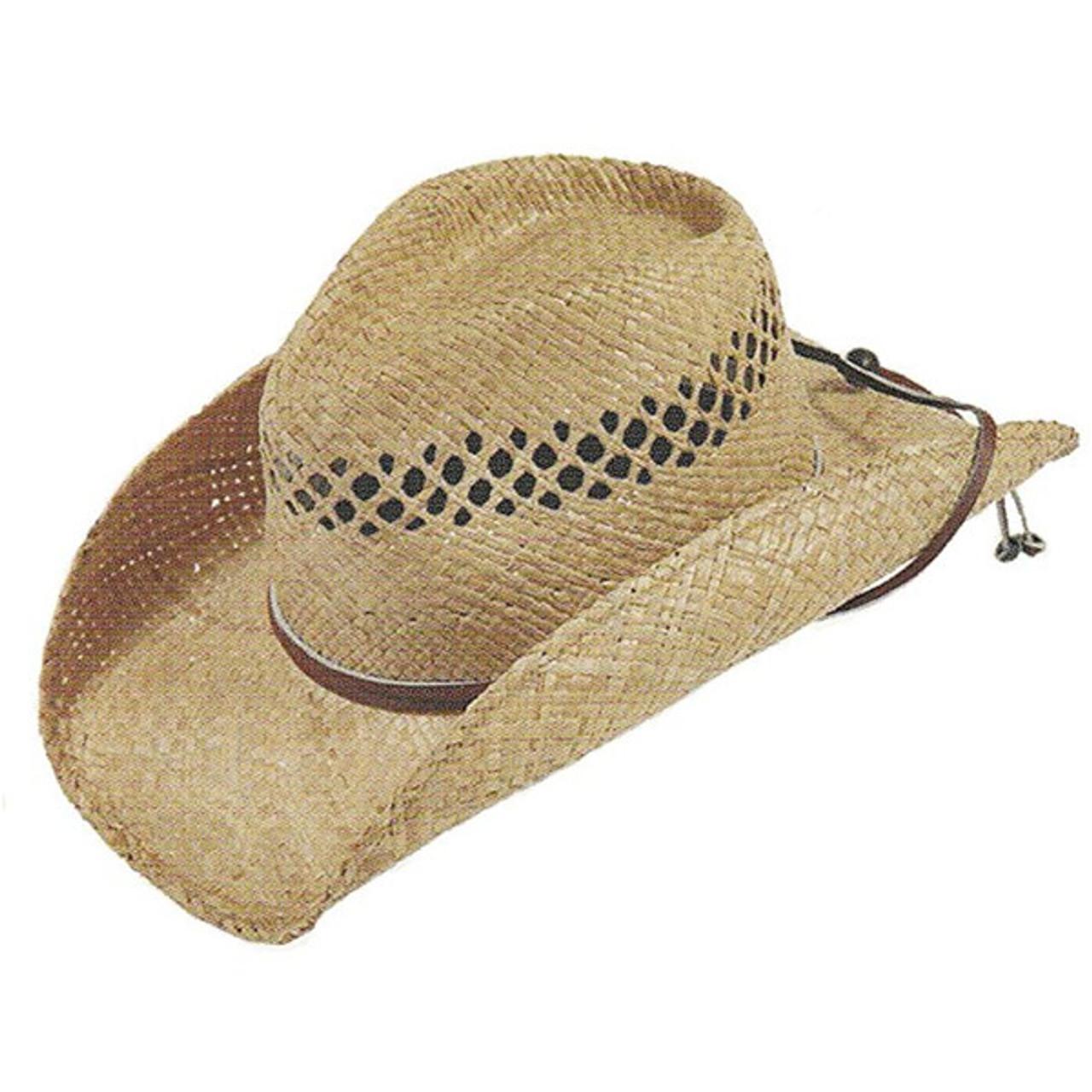be11f04f20e77 Stetson | Bridger Straw Cowboy Hat | Hats Unlimited