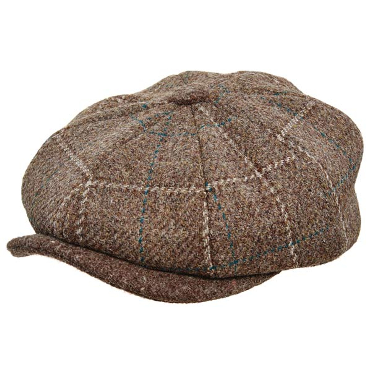 bf8fcb85 Stetson | Authentic Italian Wool Newsboy Cap | Hats Unlimited