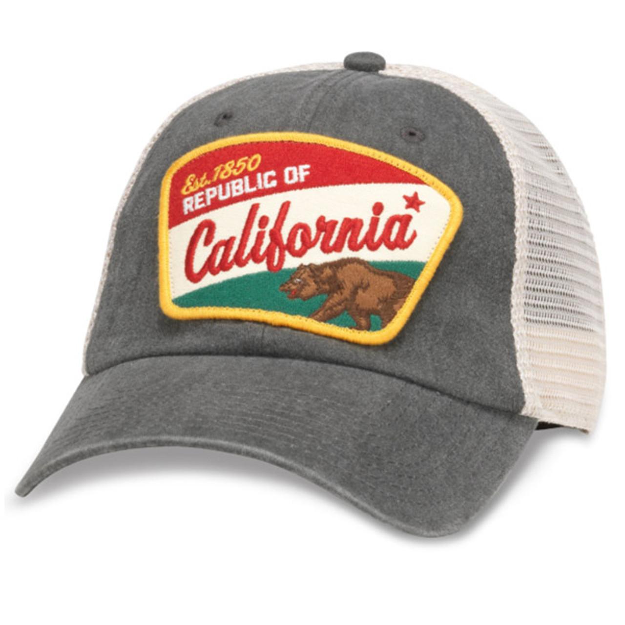 7e7ee2220de978 American Needle | Old School Cali Baseball Cap | Hats Unlimited