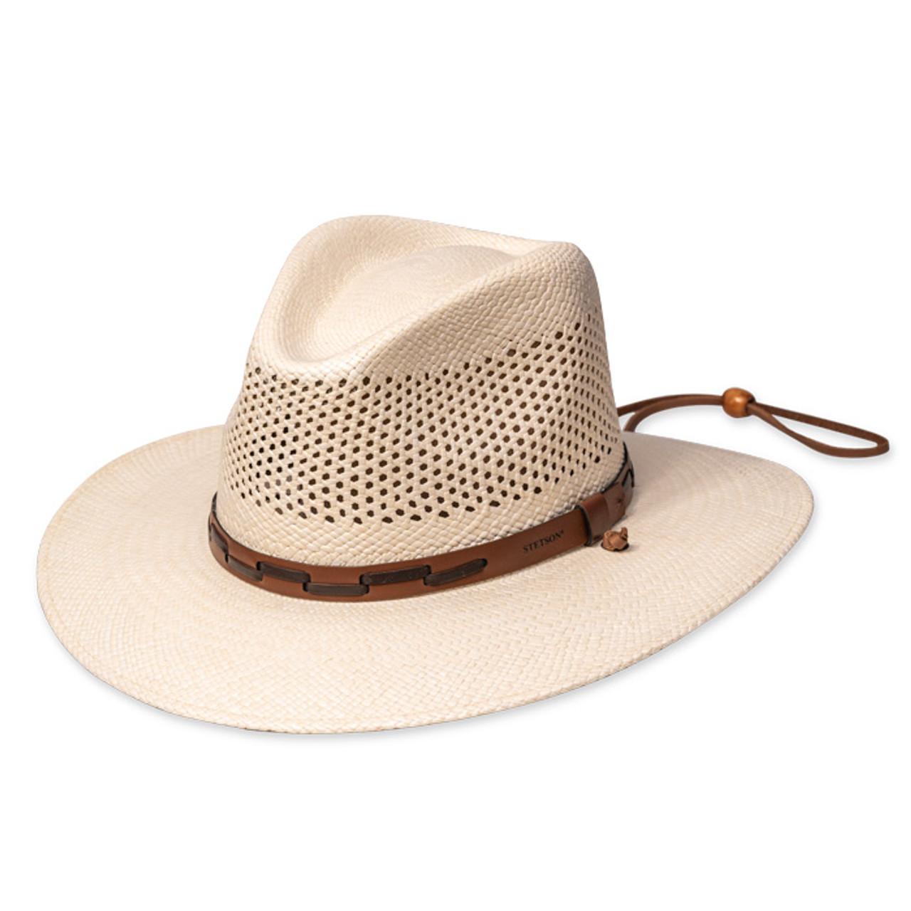bester Ort für Genieße den kostenlosen Versand amazon Stetson - Airway Panama Safari Hat