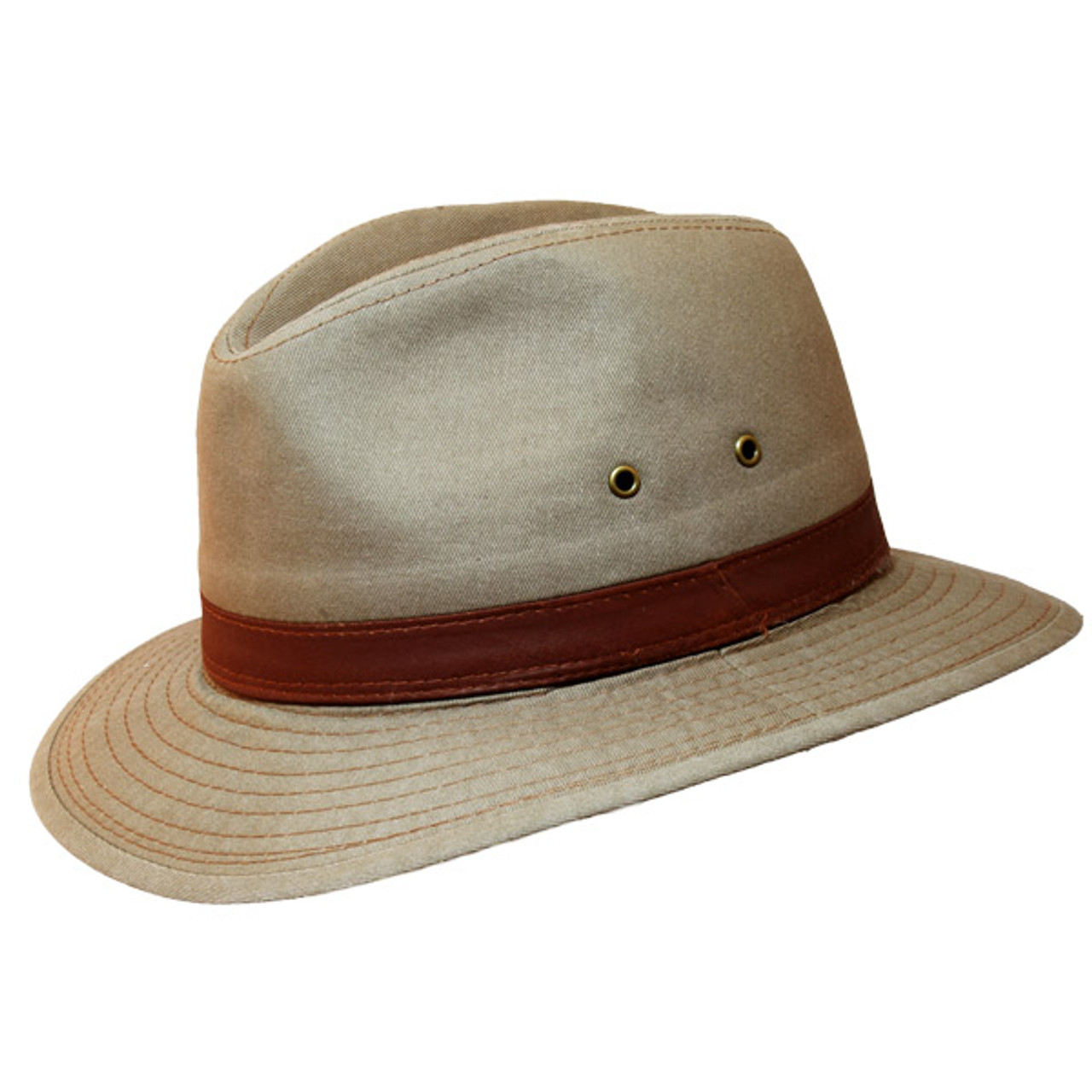 Dorfman Pacific Womens Beautiful Safari Hat One Size UPF 50
