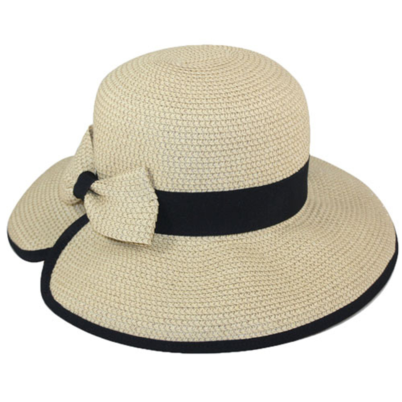 Jeanne Simmons. Jeanne Simmons - Split Brim Sun Hat 5bfc14c34a9