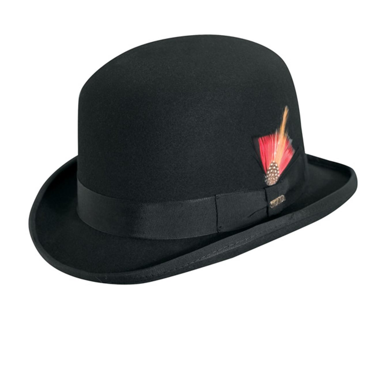 885c89f38 Scala - Derby Wool Felt Hat