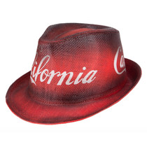 52b8dcae988a0 Peter Grimm - Enjoy California Fedora Hat